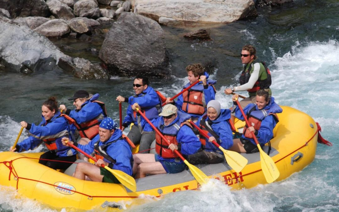 Blog post: White water rafting and the art of employee engagement