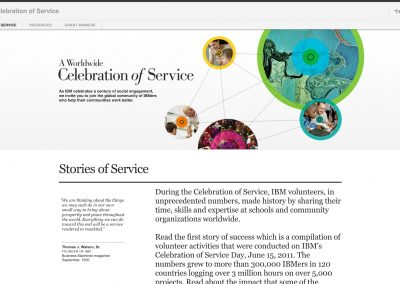 IBM 100: Celebration of Service